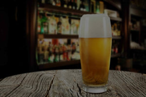 Background Image - glass of Beer