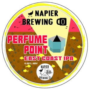 Perfume Point Tap Badge