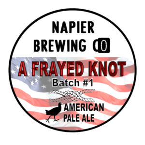 Tap Badge: A Frayed Knot Batch #1